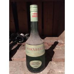 Liqueur de Mirabelle Marie Brizard + 20 ans