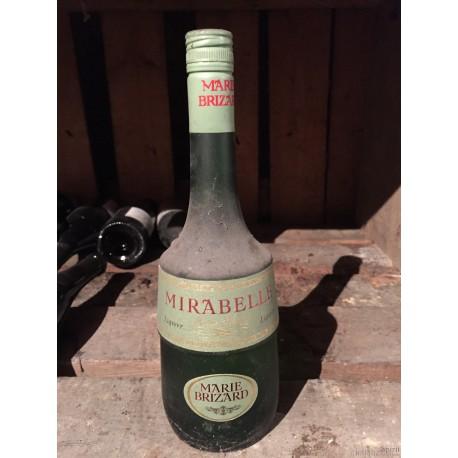 Liqueur de Mirabelle Marie Brizard