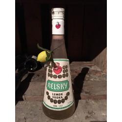 Lemon Vodka Resky + 60 ans