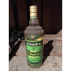 Liqueur de Verveine Velay Pagès + 20 ans