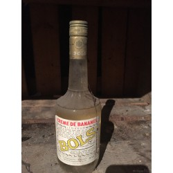 Liqueur de Crème de Banane Bols + 30 ans