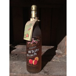 Liqueur White Peach Kingston